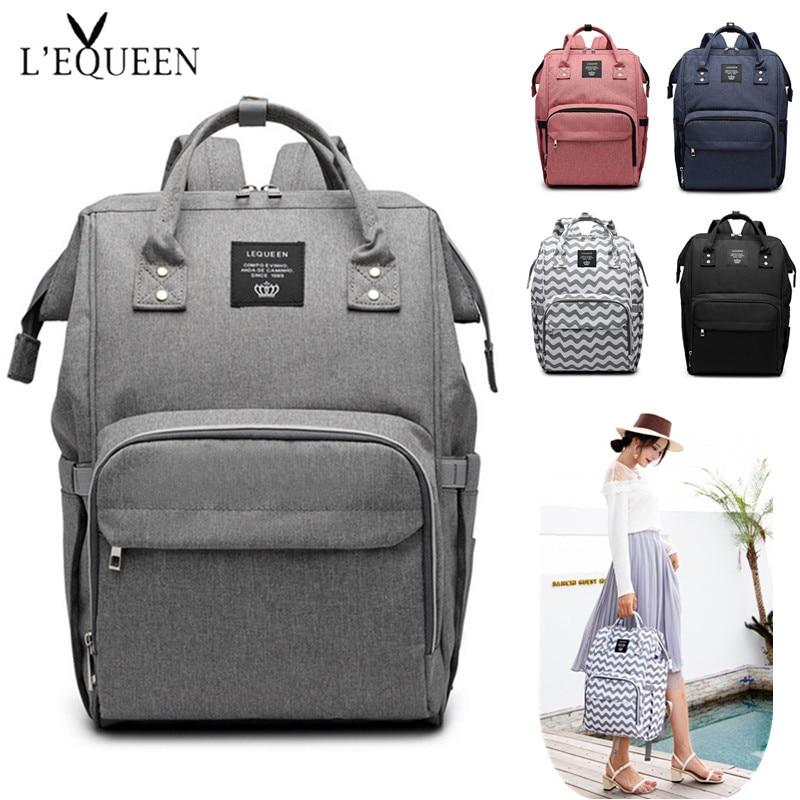 LEQUEEN Nappy Bag